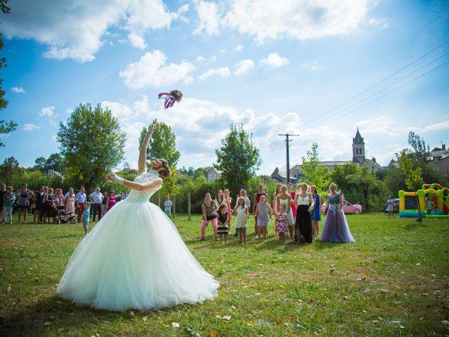 Le mariage de Cyril et Cindy à Espalion, Aveyron 7
