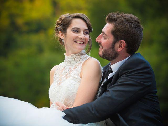 Le mariage de Cyril et Cindy à Espalion, Aveyron 19