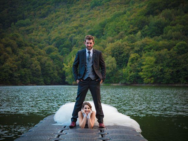 Le mariage de Cyril et Cindy à Espalion, Aveyron 20