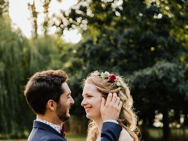 Le mariage de Tom et Eve à Launac, Haute-Garonne 1