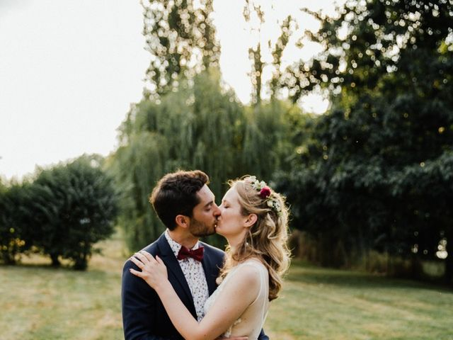 Le mariage de Tom et Eve à Launac, Haute-Garonne 3