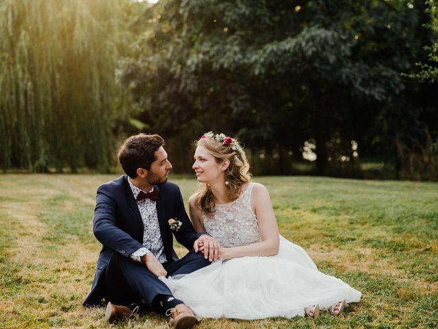 Le mariage de Eve et Tom