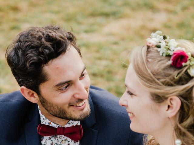 Le mariage de Tom et Eve à Launac, Haute-Garonne 4
