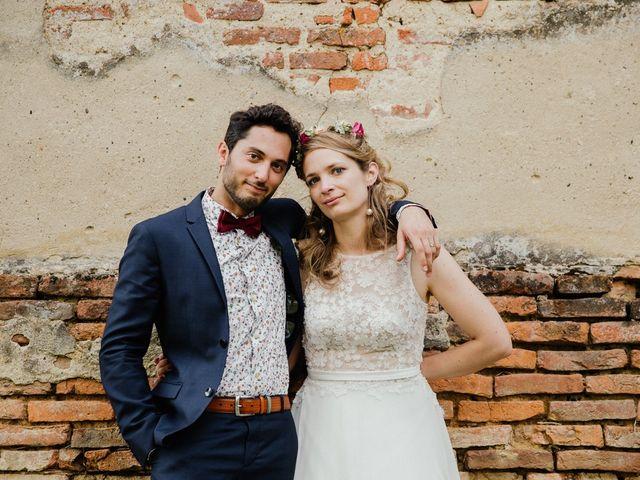 Le mariage de Tom et Eve à Launac, Haute-Garonne 2