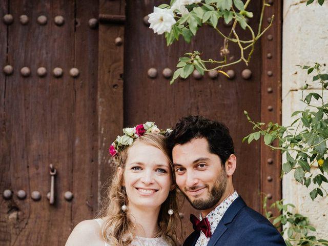 Le mariage de Tom et Eve à Launac, Haute-Garonne 7