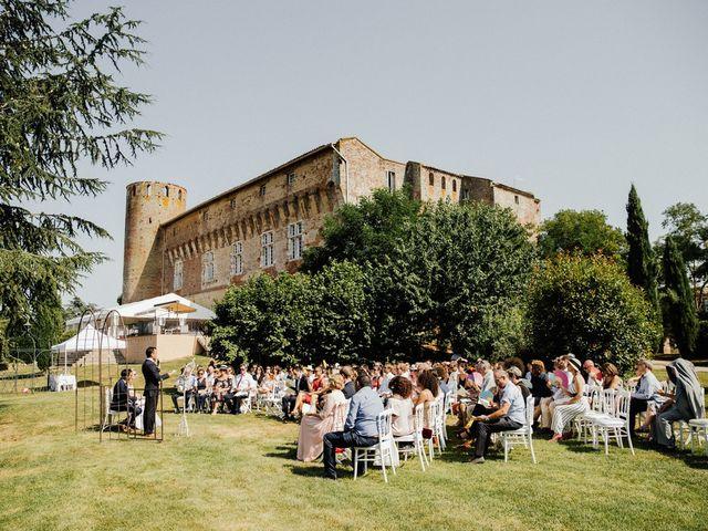 Le mariage de Tom et Eve à Launac, Haute-Garonne 22