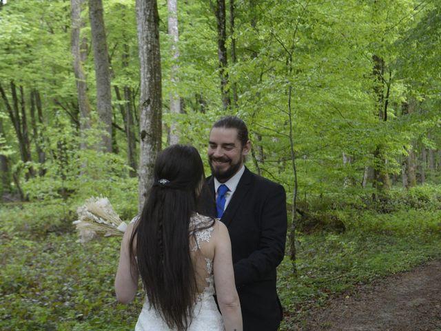 Le mariage de Maury et Victoria à Allondans, Doubs 2