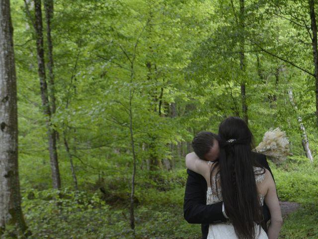 Le mariage de Maury et Victoria à Allondans, Doubs 3