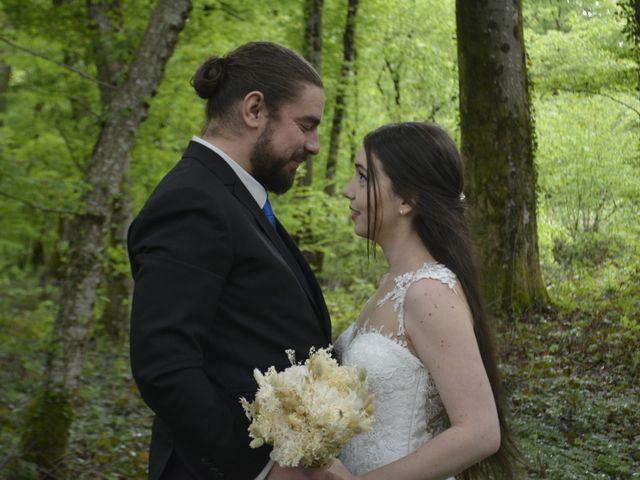 Le mariage de Maury et Victoria à Allondans, Doubs 4