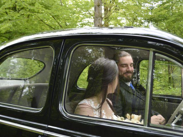 Le mariage de Maury et Victoria à Allondans, Doubs 6