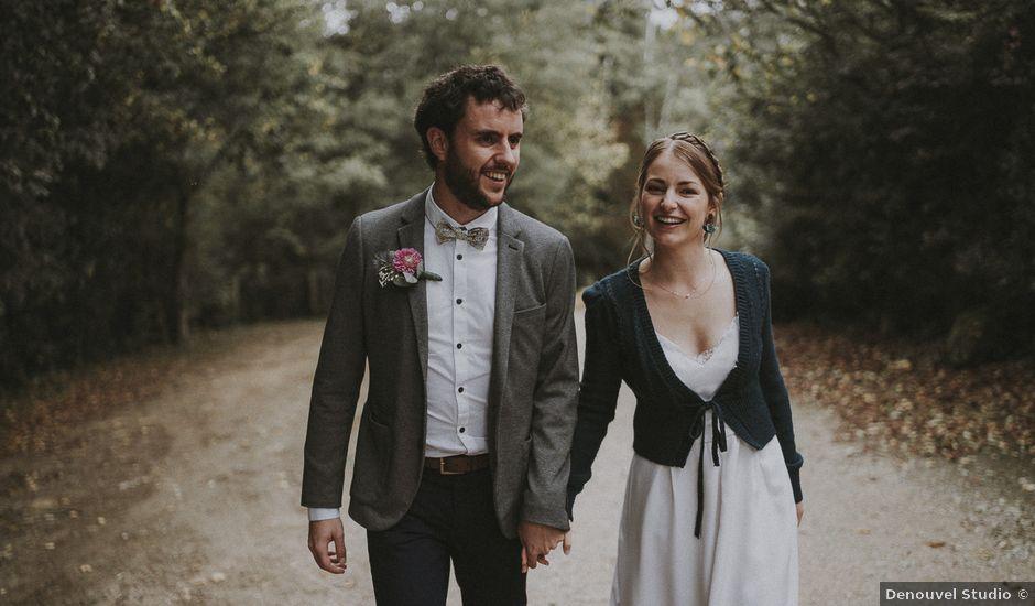 Le mariage de Julien et Justine à Choué, Loir-et-Cher