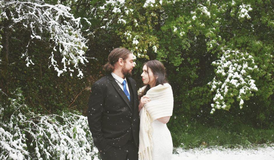 Le mariage de Maury et Victoria à Allondans, Doubs