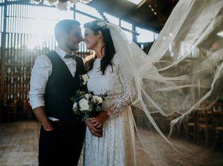 Le mariage de Elodie et Gwenaël