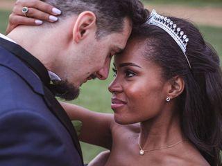 Le mariage de Afsanat et Aurélien
