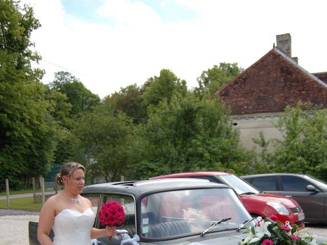 Le mariage de yann et maud à Dampierre, Aube 5