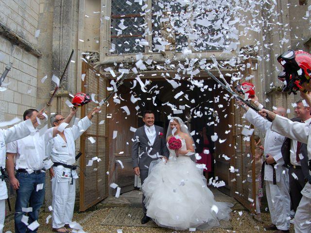 Le mariage de yann et maud à Dampierre, Aube 2