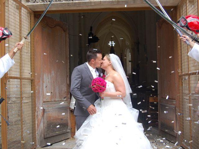 Le mariage de yann et maud à Dampierre, Aube 15