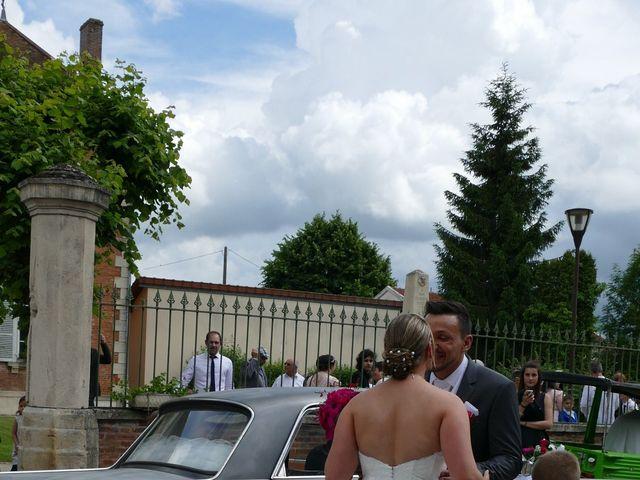 Le mariage de yann et maud à Dampierre, Aube 21