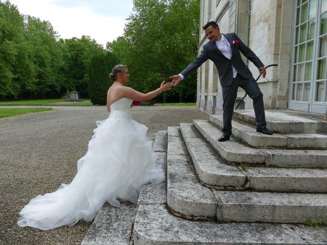 Le mariage de yann et maud à Dampierre, Aube 33