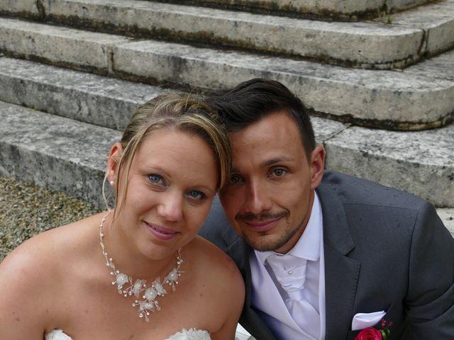 Le mariage de yann et maud à Dampierre, Aube 34