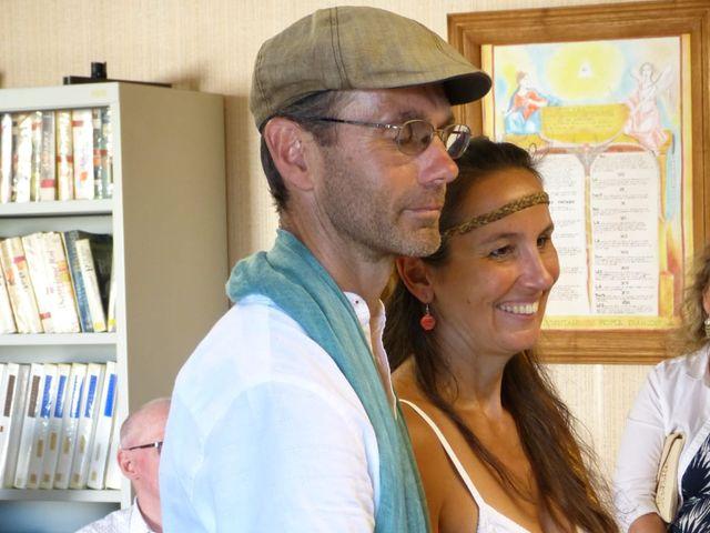 Le mariage de Wivine et Marc  à Lacombe, Aude 7