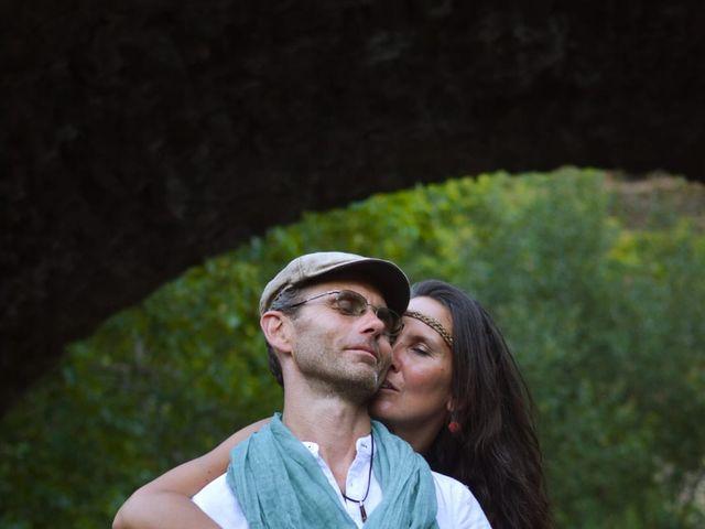 Le mariage de Wivine et Marc  à Lacombe, Aude 15