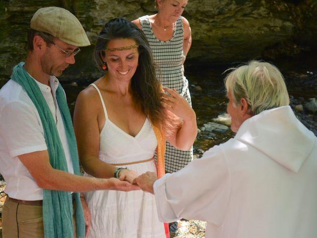 Le mariage de Wivine et Marc  à Lacombe, Aude 18