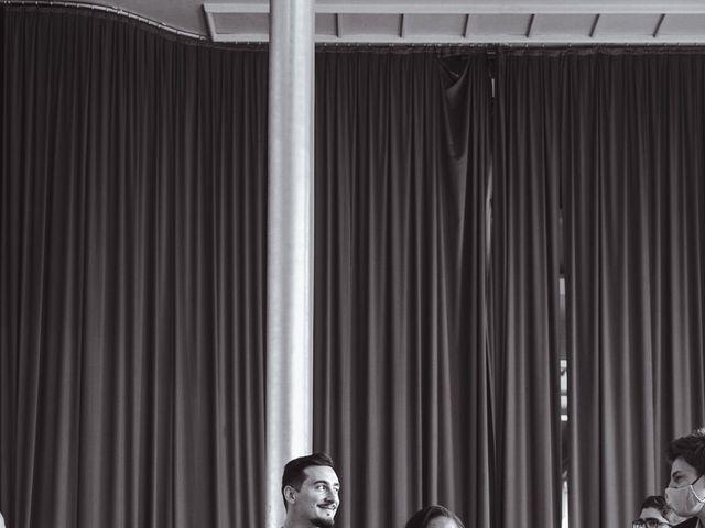 Le mariage de Aurélien et Afsanat à Dangu, Eure 12
