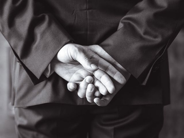 Le mariage de Aurélien et Afsanat à Dangu, Eure 13