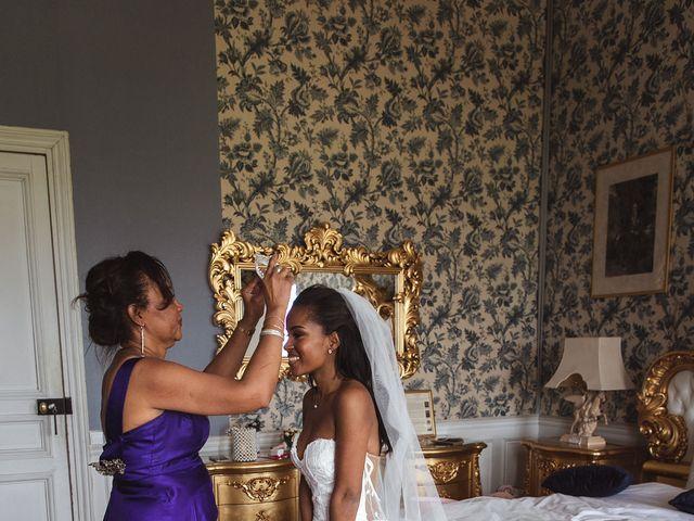 Le mariage de Aurélien et Afsanat à Dangu, Eure 31