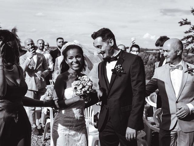 Le mariage de Aurélien et Afsanat à Dangu, Eure 36
