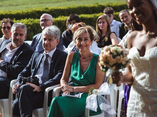 Le mariage de Aurélien et Afsanat à Dangu, Eure 37