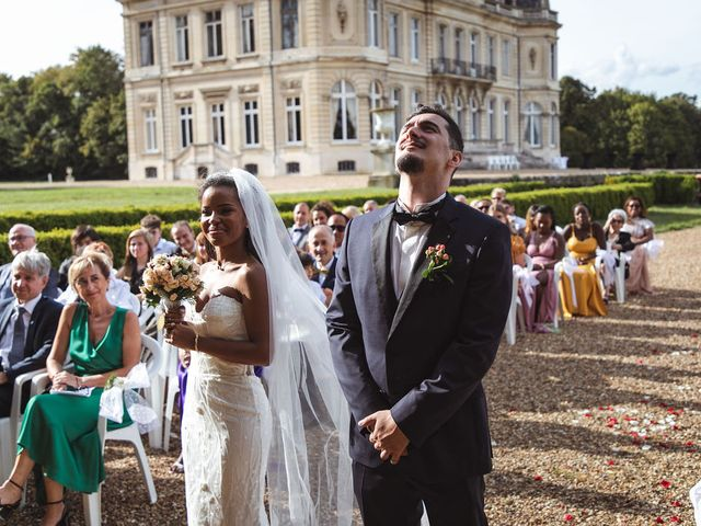 Le mariage de Aurélien et Afsanat à Dangu, Eure 39