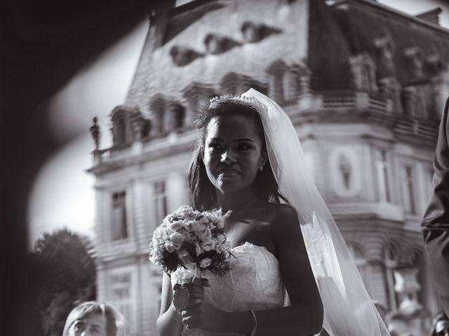 Le mariage de Aurélien et Afsanat à Dangu, Eure 40