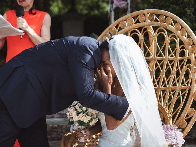 Le mariage de Aurélien et Afsanat à Dangu, Eure 42
