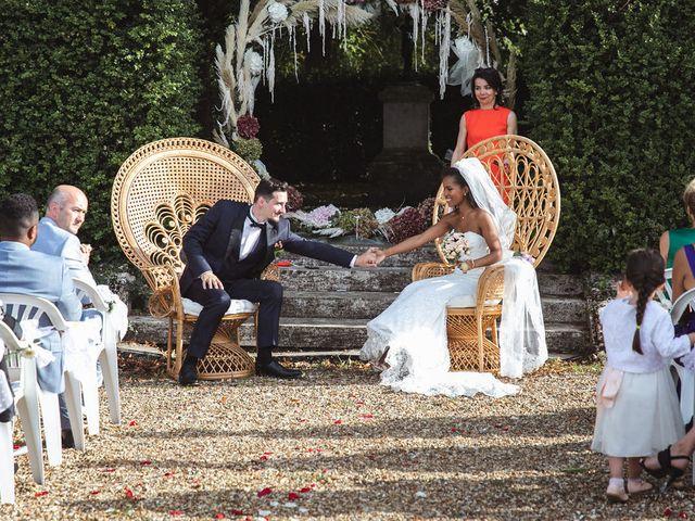 Le mariage de Aurélien et Afsanat à Dangu, Eure 45