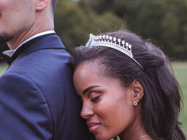 Le mariage de Aurélien et Afsanat à Dangu, Eure 70