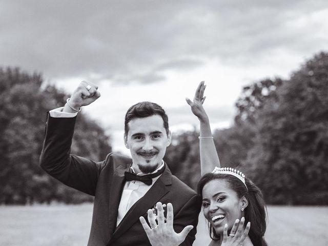 Le mariage de Aurélien et Afsanat à Dangu, Eure 71