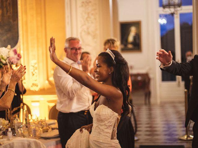 Le mariage de Aurélien et Afsanat à Dangu, Eure 74