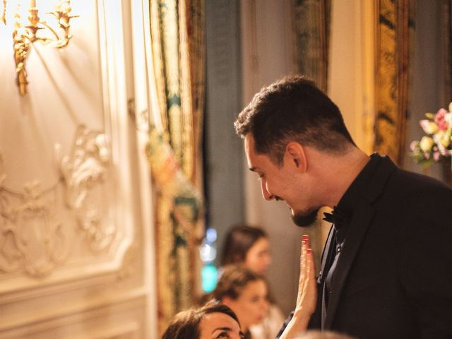Le mariage de Aurélien et Afsanat à Dangu, Eure 79