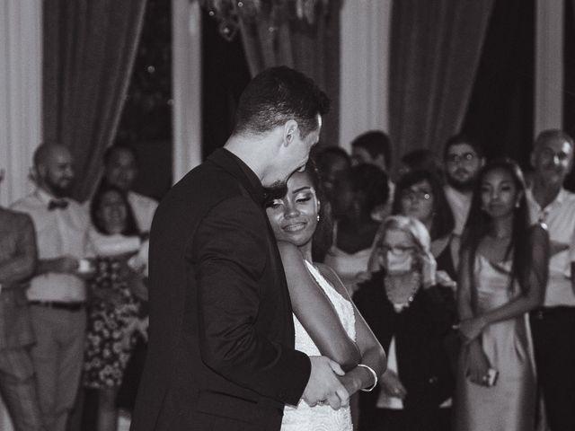 Le mariage de Aurélien et Afsanat à Dangu, Eure 80