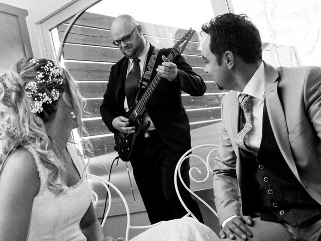Le mariage de David et Kelly à Anstaing, Nord 8