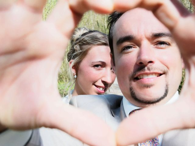 Le mariage de David et Kelly à Anstaing, Nord 2