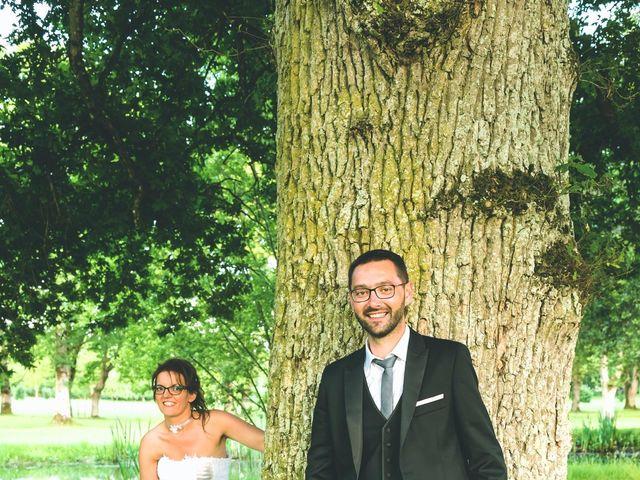 Le mariage de Guillaume et Marie à Châteaubriant, Loire Atlantique 15