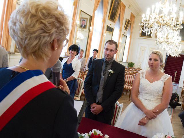 Le mariage de Geoffrey et Aline à Hazebrouck, Nord 11