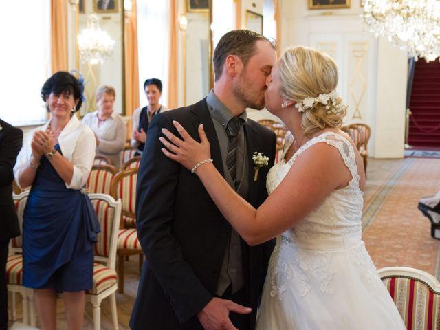 Le mariage de Geoffrey et Aline à Hazebrouck, Nord 12