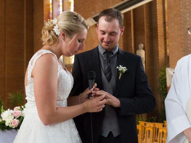 Le mariage de Geoffrey et Aline à Hazebrouck, Nord 15