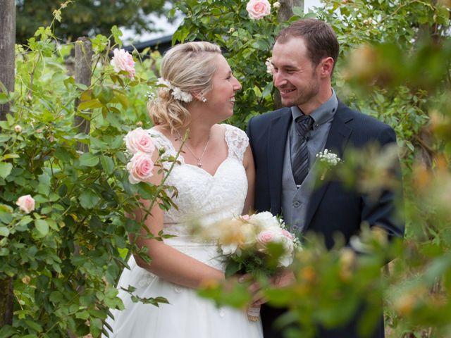 Le mariage de Aline et Geoffrey