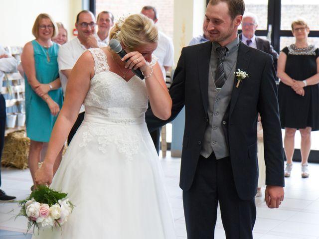 Le mariage de Geoffrey et Aline à Hazebrouck, Nord 35