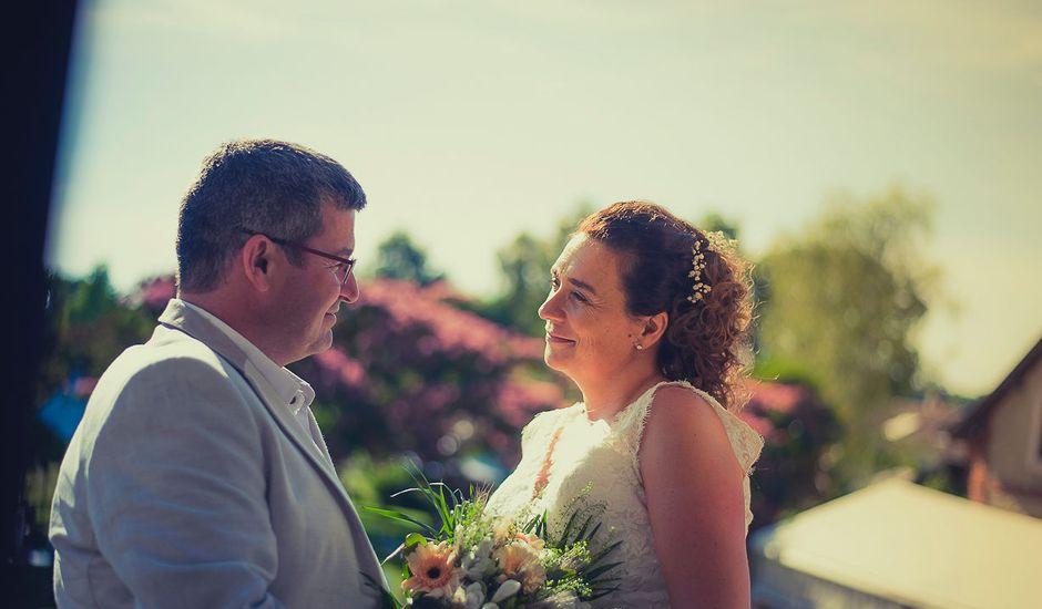 Le mariage de Ulysse et Alexa à Saint-Lon-les-Mines, Landes